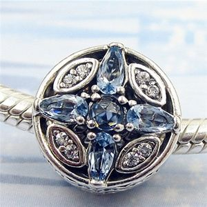 RETIRED Authentic Pandora Patterns Of Frost Charm